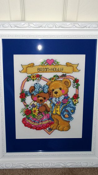 Работа «i love you bears»