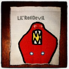 Работа «Lil' Red Devil (CREEPS by Cubbins)»