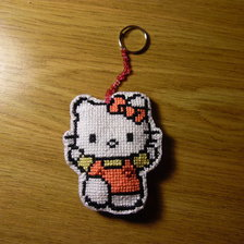 Работа «hello kitty»