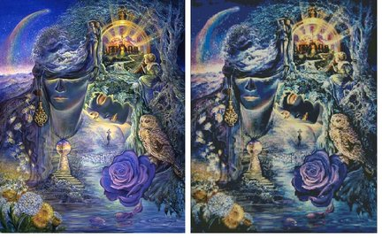 Key To Eternity from Josephine Wall №140424