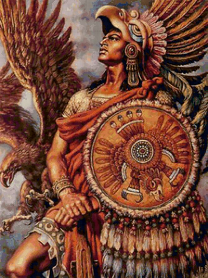 the traditional aztec way of life