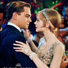 Схема вышивки «The Great Gatsby»