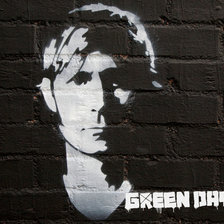 Схема вышивки «Mike Dirnt ( Green Day )»