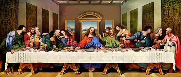 an analysis of the story of the last supper in the bible