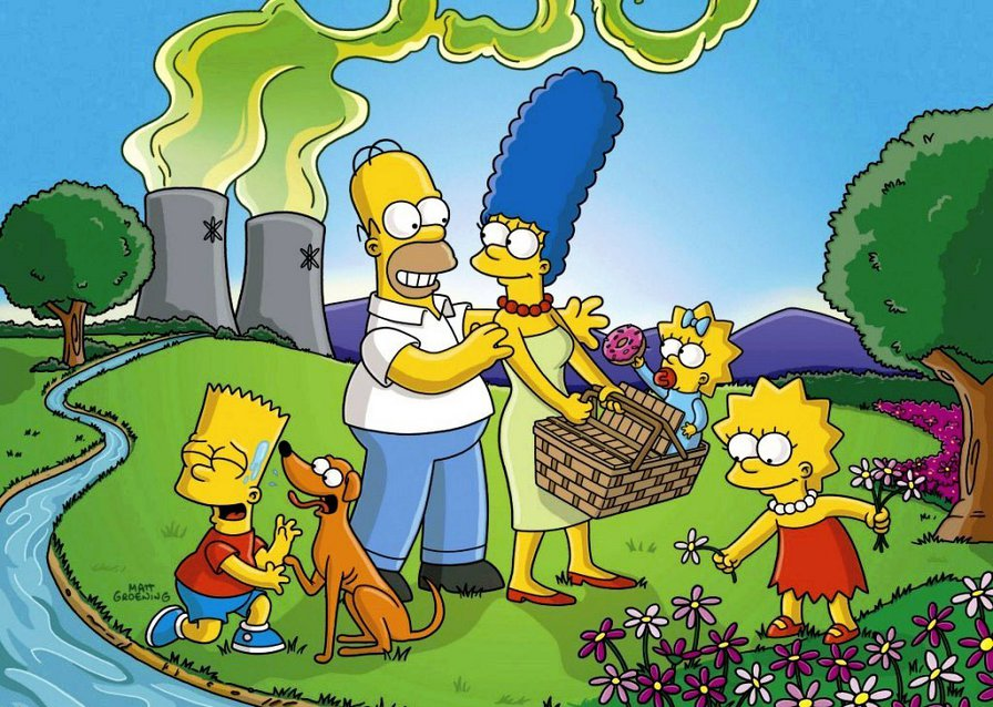 an introduction to the affects of the simpsons on the children Unlike most editing & proofreading services, we edit for everything: grammar, spelling, punctuation, idea flow, sentence structure, & more get started now.