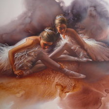 Схема вышивки «Lee Bogle - Opening Night II»