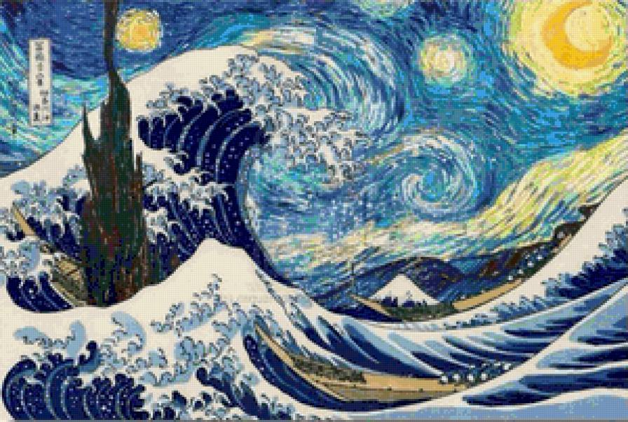 the style of music in vincent van goghs starry night From don mclean's song 'starry, starry night' vincent van gogh painted starry night in 1889 from a room in the mental asylum at saint-remy where was recovering.