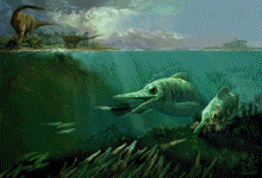 the history and extinction of the ichthyosaur