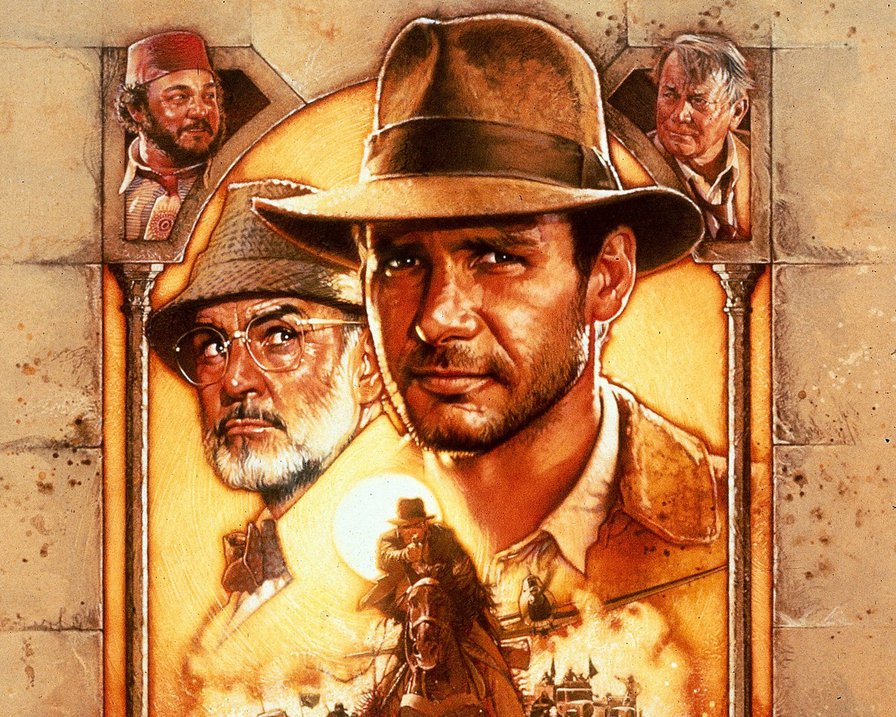 Indiana Jones and the Last Crusade (1989) Watch Online Movie