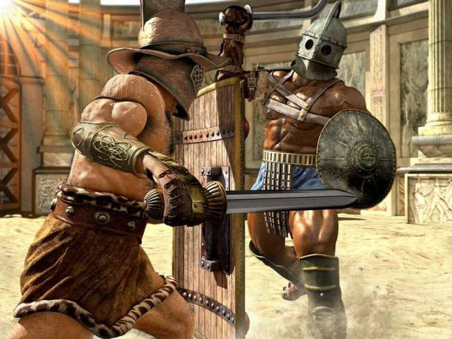conflicting perspectives gladiator While not directly impacting the skill of a gladiator  however, gladius isn't connected to gladiator  gladius unfolds from the perspective of two.