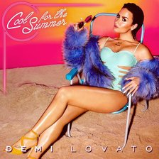 Схема вышивки «Demi Lovato - Cool For The Summer»