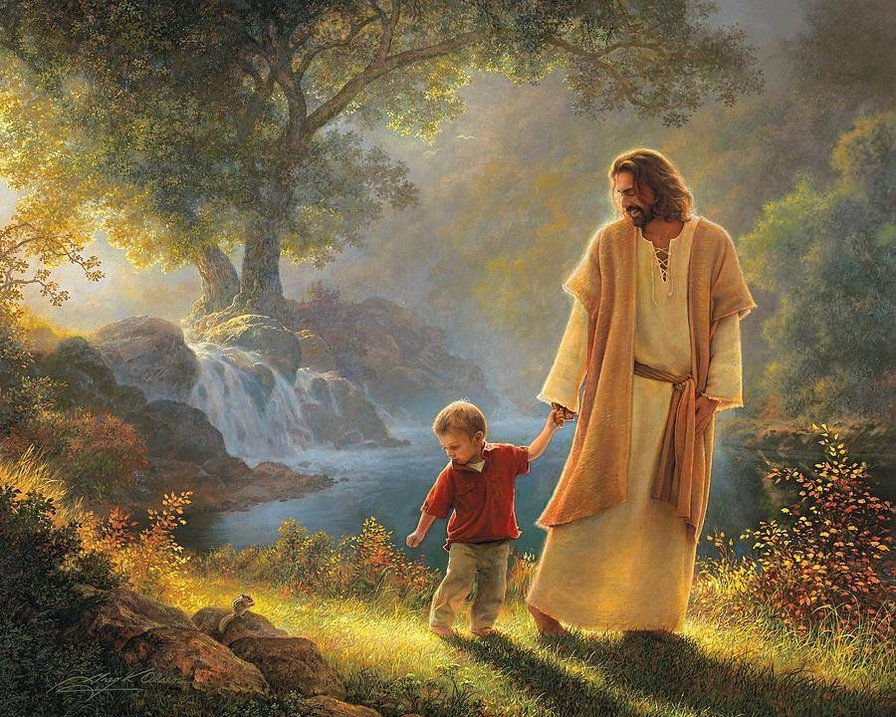 an essay on god the father and jesus christ Because the father lives in jesus there is one god, one one mediator between god and men, the man christ jesus religion jesus christ essays.
