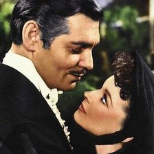 Схема вышивки «Gone With the wind»