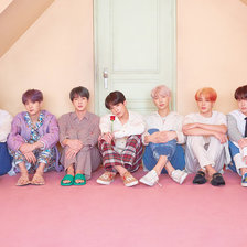 Схема вышивки «BTS map of the soul persona»