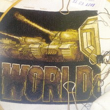 Процесс «World of Tanks»